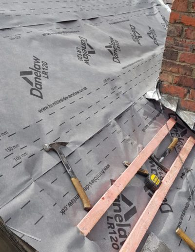 roof works