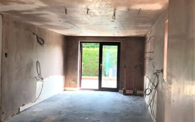 PROGRESS UPDATE Kitchen and Dining Room Project by Bridgewater Developments