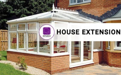 Donmore House Extension Underway